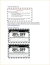 Coupon Template Unique I Owe You Coupon Template Book Free Printable Love Coupons And