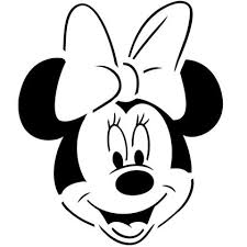 Free Minnie Bow Template Download Free Clip Art Free Clip Art On