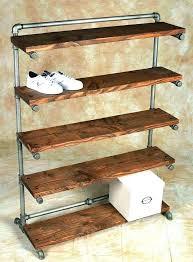 shoe rack ideas diy shoe rack ideas beautiful storage rotating plans wonderful cabinet shelving white homes shoe rack ideas diy