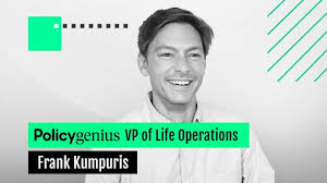 Policygenius is the easy way to get life insurance online. Policygenius S Vice President Frank Kumpuris Discusses Millennials And Insurance