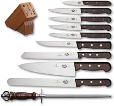 VN46153 Victorinox 11 Piece Kitchen Knife Block SetVictorinox Kitchen Knives