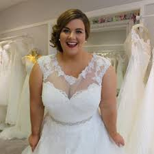 plus size bridal plus size bridal wear hampshire