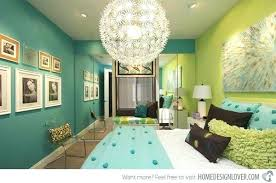Blue And Green Girls Bedroom Ideas