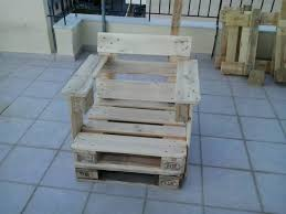 how to make a pallet chair pallet ideas pallet
