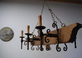 rustic wrought iron chandelier best home decor ideas inside design 2