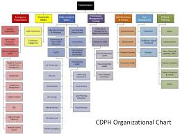 Fqhc Organizational Chart Leadership And Innovation In Public Health