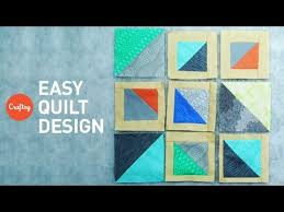How to Design a Quilt: No Pattern Needed! | Quilting Tutorial ... & How to Design a Quilt: No Pattern Needed! | Quilting Tutorial - YouTube Adamdwight.com