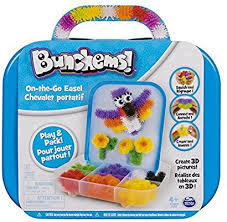 Bunchems 6027589 On The Go Easel Craft Bunchems Amazon Co