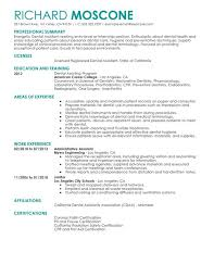 Dental Assistant Resume Examples Adorable Dental Assistant Resume Samples Swarnimabharathorg