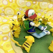 Mô hình nhân vật phim hoạt hình Pokemon bằng PVC giảm chỉ còn 312,000 đ