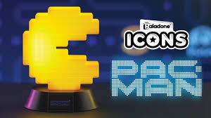 Paladone Pacman Ghost Light Pac Man Icon Light Paladone
