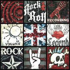 on rock n roll wall art with rock n roll youth wall art