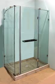 10mm thickness tempered glass custom sizes shower enclosure