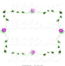 colorful frame border design. Brilliant Frame Purple Flower Clipart Frame Design 5 With Colorful Frame Border Design