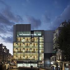office building design. Prof\u0027s Design Of Barcelona Office Building Wins Competition - One|Arch