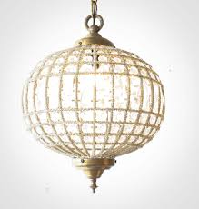 crystal globe chandelier for beautiful home design