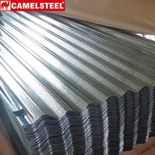 corrugated steel galvalume metal roofing specification