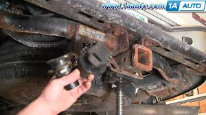 how to install replace 8 pin trailer harness connector silverado trailer plug adapter 6 round to 4 flat at Trailer Hitch Wiring Harness Adapter