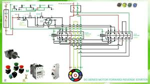 wiring diagram forward reverse motor starter wiring dc series motor forward reverse starter connection and working on wiring diagram forward reverse motor starter
