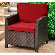 wicker club chair outdoor resin wicker outdoor contemporary chair with cushions middletown modern outdoor wicker swivel club patio chair with cushions