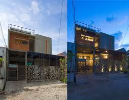 Architect Design Cost Bioclimatic Boarding House Keeps Naturally Cool In Tropical