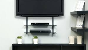Floating Shelves To Hold Cable Box Stunning Floating Shelves For Cable Box Floating Shelves For Cable Box Under