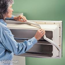 refrigerator gasket repair. replace your refrigerator door gasket in three easy steps. a new will help run more efficiently, which save you money. repair the family handyman