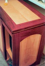 purple heart wood furniture. Southern Oregon Cabinets Purple Heart Wood Furniture