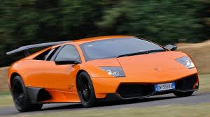2009 - 2010 Lamborghini Murcielago LP 670-4 SuperVeloce Review ...