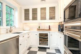 white galley kitchens. Images Of Small Galley Kitchens Kitchen With White Cabinets  Glass Pane Doors Marble Counter And Black White Galley Kitchens