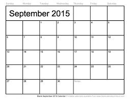 Writable Calendar September 2015 Zrom Untoldstories Us