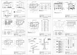 Курсовые и дипломные проекты коттеджи дачи скачать котедж в dwg  Курсовой проект Индивидуальный деревянный жилой дом 2 этажа г