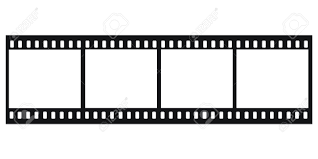 Film Strips Pictures Four Film Strips With Holes Stock Photo Picture And Royalty Free