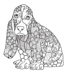 36 Beautifull Dog Mandala Coloring Pages Online Coloring Pages