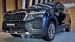 A commanding stance is what sets the škoda kushaq aside. 2021 Skoda Kushaq First Impression A Well Packaged Compact Suv Newsbytes