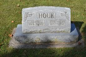 Effie Mary Houk (Miller) (1871 - 1956) - Genealogy