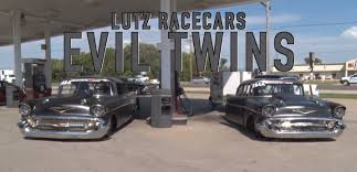 Two Chevys Making A Combined The Evil Twins