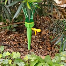 <b>Adjustable Plant Water</b>-dropper <b>Automatic Watering</b> Spike Irrigation ...