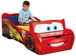 Lightning Mcqueen Bedroom Furniture Lightning Mcqueen Toddler Bed