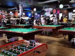 pool table bar. Break Bar \u0026 Billiards Pool Table D