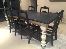 how to paint dining room table and chairs dining room paint dining room table best tables