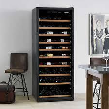 haier 18 bottle wine cooler. wine enthusiast giant 300-bottle cellar with vinoview shelving haier 18 bottle cooler