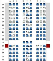 aisle seat. Perfect Seat 3 Emergency Row Seats Albeit One In The Middle On Aisle Seat L