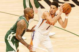 Devin Booker has worst shooting night of season in Game 3 loss to Milwaukee  - Bright Side Of The Sun