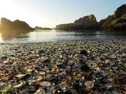 seaglass beach