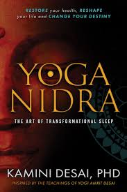 yoga nidra the art of transformational sleep amazon co uk kamini desai 9780940676398 books