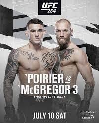 UFC 264 Weigh-In: Conor McGregor Weighs ...