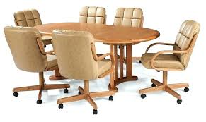kitchen chair with wheels kitchen table chairs with wheels beautiful design kitchen chairs with wheels dining