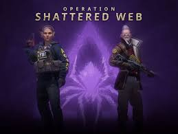 CS:GO - Operation Shattered Web