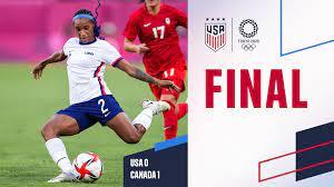 2020 Tokyo Olympics Semifinal: USA 0 vs ...